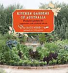 NEW Kitchen Gardens of Australia by Kate Herd Paperback Book Free Shipping