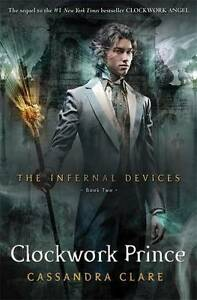 The-Infernal-Devices-Clockwork-Prince-By-Cassandra-Clare-Book-Two