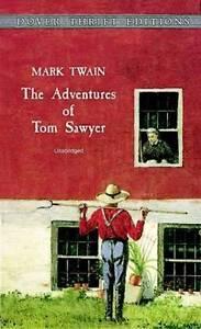 The Adventures of Tom Sawyer Twain, Mark 9780486400778 -Paperback