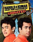 Harold & Kumar Escape from Guantanamo Bay (Blu-ray Disc, 2010, Special Edition)