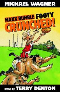 Crunched! by Michael Wagner (Paperback, Early)