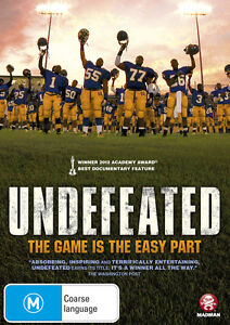 Undefeated (DVD, 2012)