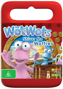 The Wotwots - Shiver Me Wotties (DVD, 2013) New & Sealed