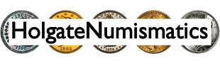 Holgate Numismatics
