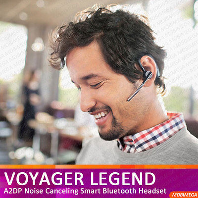 Plantronics Voyager Legend - Smartest Bluetooth Headset