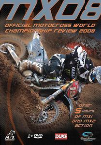 World-MX-Championship-Review-2008-DVD-2-Disc-Set-Motocross-FREE-POSTAGE