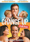 The Change-Up (DVD, 2011, Rated/Unrated) (DVD, 2011)