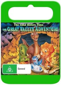 The Land Before Time 2 - The Great Valley Adventure DVD R4