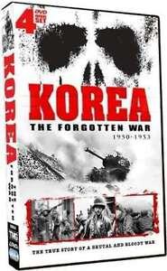 Korea The Forgotten War - 4 DVD Set DVD - $5.17