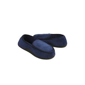 Isotoner Men's Microterry Slippers