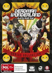 Deadman Wonderland Series Collection NEW R4 DVD