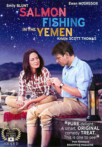 Salmon Fishing in the Yemen (DVD, 2012, ...