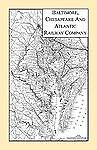 Baltimore, Chesapeake and Atlantic Railway Company by H B Archives (2008,...