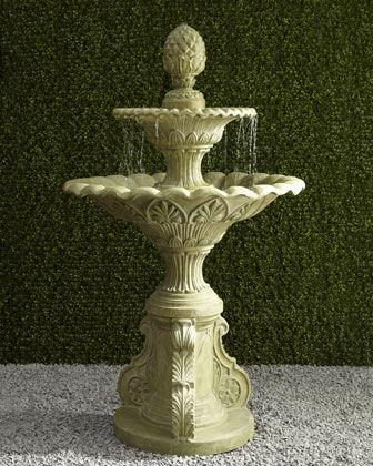 Einkaufsratgeber Brunnen, Wasserwände und –säulen
