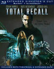 Total Recall (Blu-ray Disc, 2012, 2-Disc Set, Includes Digital Copy; UltraViolet)