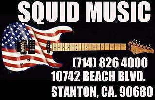 SQUID MUSIC