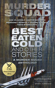 Best-Eaten-Cold-and-other-Stories-Murder-Squad-New-Condition