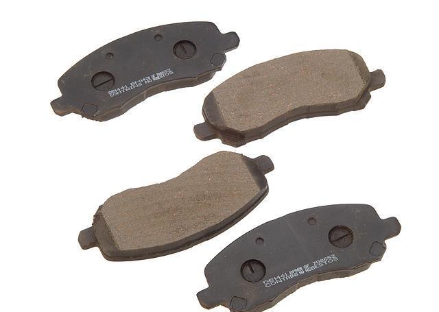 How to Buy Brake Pads for a Chrysler Grand Voyager