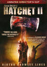 Hatchet II (DVD, 2011)