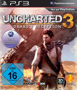Uncharted 3: Drake's Deception (Sony PlayStation 3, 2011) - Schönberg, Deutschland - Uncharted 3: Drake's Deception (Sony PlayStation 3, 2011) - Schönberg, Deutschland