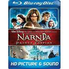 The Chronicles of Narnia: Prince Caspian (Blu-ray Disc, 2008, 2-Disc Set)