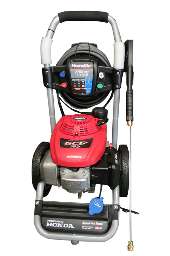 Homelite pressure washer price