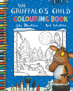 The-Gruffalos-Child-Colouring-Book-Donaldson-Julia-Good-Book