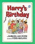 Harry's Birthday, Barbara Ann Porte, 0688121438