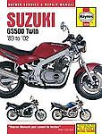 Haynes-Suzuki-Gs-500-Twin-Service-and-Repair-Manual-1989-2002-by-Matthew