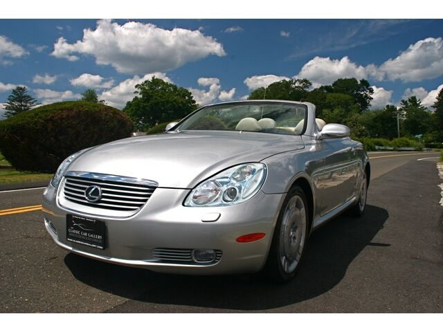 2002 lexus sc 430 convertible low mileage well serviced used lexus sc430 for sale in. Black Bedroom Furniture Sets. Home Design Ideas