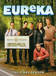 Eureka: Season 5 DVD, 2012, 3-Disc Set