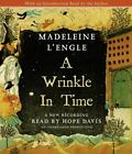 A Wrinkle in Time by Madeleine L'Engle (2012, CD, Unabridged) : Madeleine L'Engle (2012)
