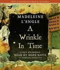 A Wrinkle in Time by Madeleine L'Engle (2012, Unabridged, Compact Disc) : Madeleine L'Engle (Audio, 2012)