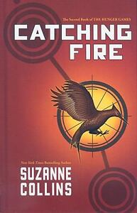Catching Fire No. 2 by Suzanne Collins (2009, Hardcover, Large Type)