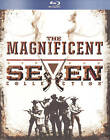 Magnificent Seven 4-Pack (Blu-ray Disc, 2010, 4-Disc Set)