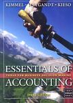Essentials of Accounting, Paul D. Kimmel and Jerry J. Weygandt, 0470144408