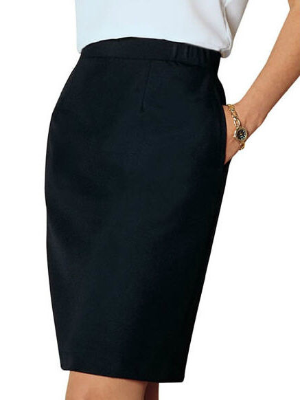 How to Accessorise a Knee Length Skirt for the Office