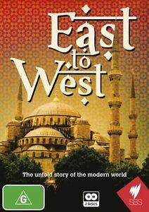 East to West NEW R4 DVD