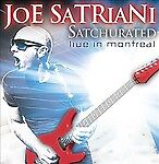 JOE-SATRIANI-Satchuarated-Live-In-Montreal-Double-CD-NEW