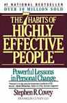 The Seven Habits of Highly Effective People, Stephen R. Covey, 0671708635