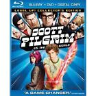 Scott Pilgrim Vs. the World (Blu-ray/DVD, 2010, 2-Disc Set, Includes Digital Copy)