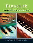 PianoLab 9780495500490
