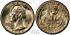 Coin: 1980-P 25C Washington Quarter