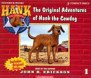 CASE OF BLAZING SKY 51 HANK COWDOG By Erickson John R **BRAND NEW**