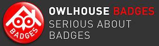 Owlhouse Badges