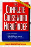 The Complete Crossword WordFinder, Diane E. Spino, 0399143432
