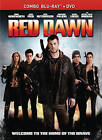 Red Dawn (Blu-ray/DVD, 2013, Canadian)