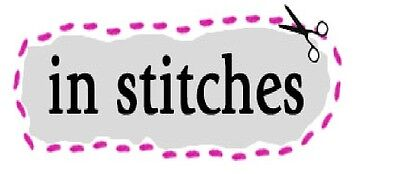 In Stitches by Jo