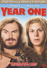 Year One (DVD, 2009, Unrated)