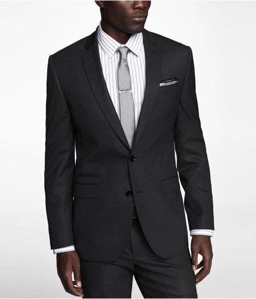 Sleek Suit-cut